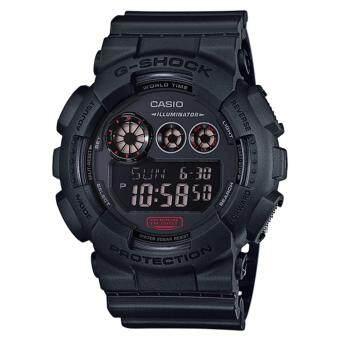 Casio G-Shock นาฬิกาข้อมือสุภาพบุรุษ รุ่น GD-120MB-1 (สีดำ)