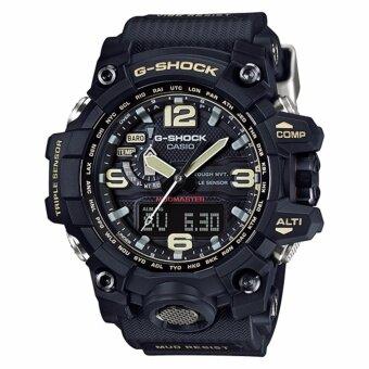 ซื้อ/ขาย Casio G-Shock Mudmaster นาฬิกาข้อมือสุภาพaบุรุษ รุ่น GWG-1000-1A (black)