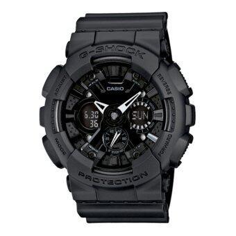 Casio G-Shock นาฬิกาข้อมือผู้ชาย สายเรซิ่น รุ่น GA-120BB-1A - สีดำ