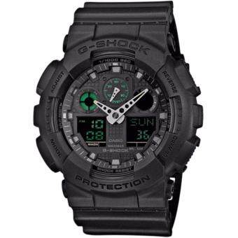 Casio G-Shock นาฬิกาข้อมือรุ่น GA-100MB-1A