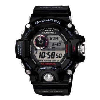 Casio G-Shock นาฬิกาข้อมือ รุ่น GW-9400-1DR - สีดำ
