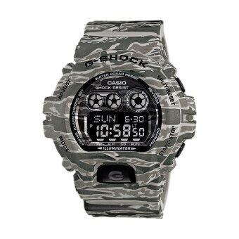 CASIO G-SHOCK นาฬิกาข้อมือ สีน้ำตาลลายพราง Resin Strap รุ่นGD-X6900CM-8 Limited edition