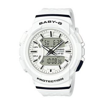 Casio G-Shock Women's Resin Strap Watch BGA-240-7A - intl