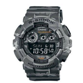 ราคา CASIO นาฬิกาข้อมือ - GD-120CM-8DR
