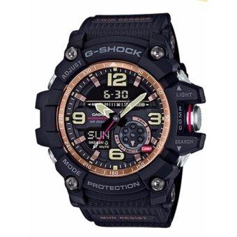 ประเทศไทย Casio นาฬิกาข้อมือ รุ่น GG-1000RG-1ADR