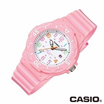 Casio นาฬิกาข้อมือ รุ่น LRW-200H-4B2 (สินค้าขายดี)