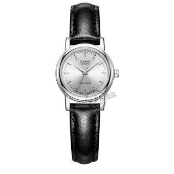 Casio ltp-1095e-1a Shishang นักเรียนเข็มขัดนาฬิกานาฬิกา