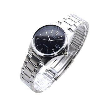 Casio นาฬิกาข้อมือ รุ่น LTP-1183A-1A (Silver/Black)