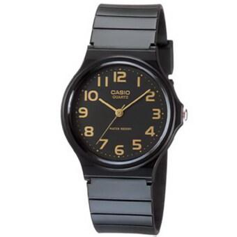 Casio นาฬิกาข้อมือ รุ่น MQ-24-1B2LDF (Black)