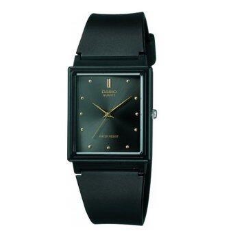 Casio นาฬิกาข้อมือ รุ่น MQ38-8 Face (Grey)