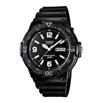 Casio นาฬิกาข้อมือ รุ่น MRW-200H-1B2VDF (Black)