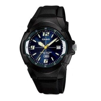 ขาย Casio นาฬิกาข้อมือ สายเรซิ่น รุ่น MW-600F-2AV (สินค้าขายดี)