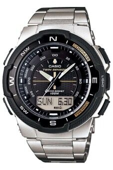 Casio OUT GEAR SGW-500HD-1B Silver