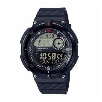 นาฬิกา Casio Outgear รุ่น SGW-600H-1BDR (ประกัน CMG)