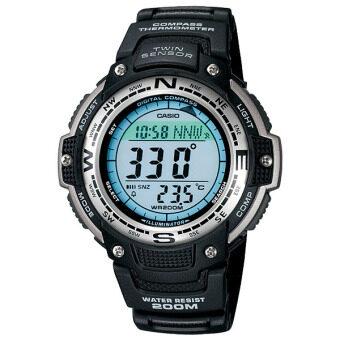Casio Outgear Watch รุ่น SGW-100-1V (สีดำ)