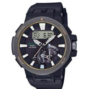 โปรโมชั่นพิเศษ Casio Protrek PRW-7000-1B Retrograde Hand Men's Watch Black