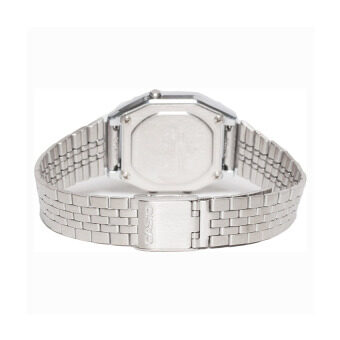 Casio Standard นาฬิกาข้อมือสำหรับผู้หญิง รุ่น LA680WA-7DF (สีเงิน) ดีไหม