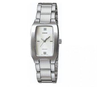 Casio Standard นาฬิกาข้อมือ LTP-1165A-7C2 (Silver)