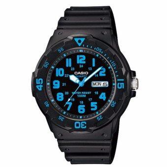 Casio Standard นาฬิกาข้อมือ - รุ่น MRW-200H-2BV