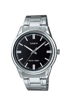 ต้องการขายด่วน CASIO STANDARD นาฬิกาผู้ชาย สายแสตนเลส รุ่น MTP-V005D-1A - Silver