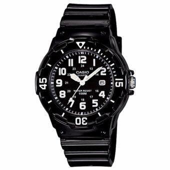 Casio Standard นาฬิกาข้อมือ LRW-200H-1BV (Black)