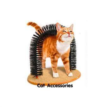 เปรียบเทียบราคา Cat Accessories Purrfect Arch ซุ้มแปรงถูหลังแมว