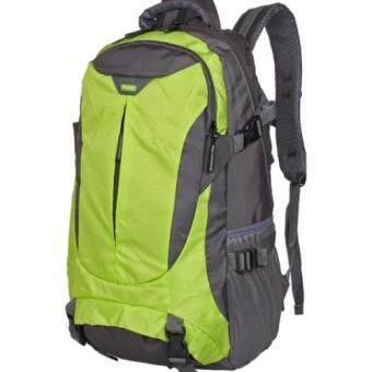 Cathy rhele กระเป๋าเป้สะพายหลัง 40L (สีเขียว)