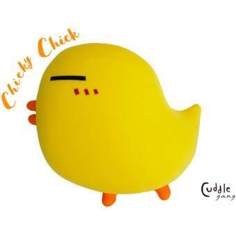 หมอนเม็ดโฟม ตุ๊กตาเม็ดโฟม กุ๊กไก่ Chicky Chick