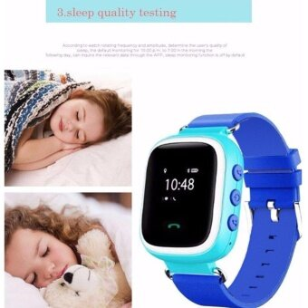 Harga Children Kids Smart GPS Wrist Watch SIM GSM SOS Call Finder ForAndroid IOS - intl