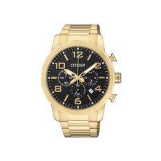 CITIZEN นาฬิกาข้อมือชาย  AN 8052-55E (Gold)