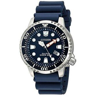 Citizen Eco-Drive Men's BN0151-09L Promaster Diver Watch With BluePU Band