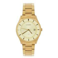 CITIZEN นาฬิกาข้อมือหญิง ER 0202-53P (Gold)