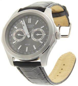 2561 Citizen Quartz Chronograph Men s Watch รุ่น AG0160-02H - Grey