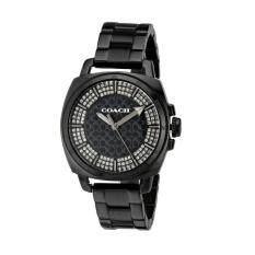 Coach Boyfriend Women's Quartz Watch 14502077(Black)