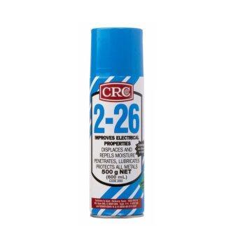 CRC-2-26 นํ้ามันป้องกันการกัดกร่อนสำหรับอุปกรณ์ทางไฟฟ้า