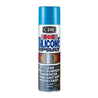 CRC 808 Silicone Spray สเปรย์ซิลิโคนหล่อลื่นอเนกประสงค์ 500มล.