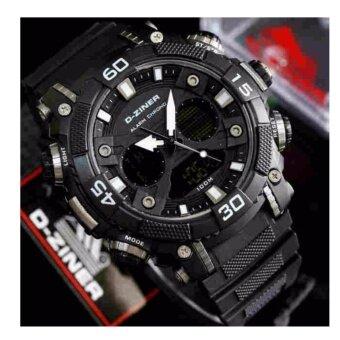 D-ZINER นาฬิกาทรงสปอร์ต รุ่น DZ8073