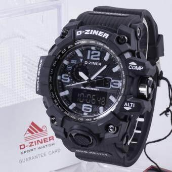 2561 D-ZINER นาฬิกาทรงสปอร์ต รุ่น DZ8119