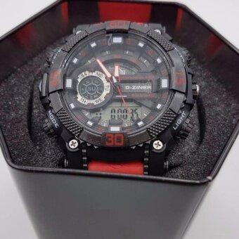 D-ZINER นาฬิกาทรงสปอร์ต รุ่น DZ8168