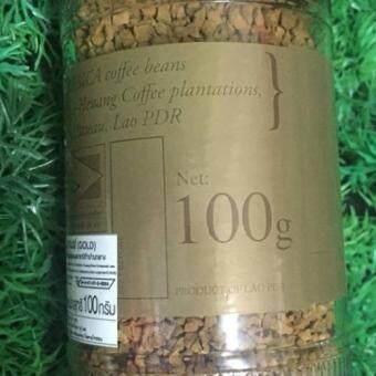 Dao coffee กาแฟสำเร็จรูป สูตร Gold ขนาด100g.สำหรับคอกาแฟที่ชอบความเข้มเต็มรสชาติ - 2
