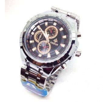 DEBOR นาฬิกา ข้อมือ ผู้ชาย รุ่น SL70276-PING GOLD
