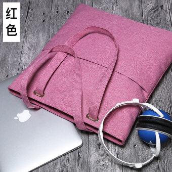 Dell air11/pro13 กระเป๋าคอมพิวเตอร์ข้าวฟ่างแอปเปิ้ล