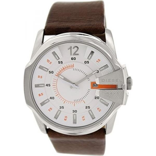ยี่ห้อนี้ดีไหม  ตราด นาฬิกาดีเซลมาสเตอร์ชีฟ (สีน้ำตาล) - INTL