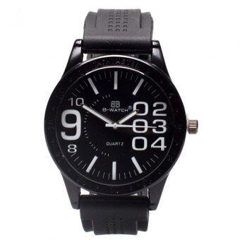 ราคา DM นาฬิกาข้อมือ BWATCH -- สีดำ