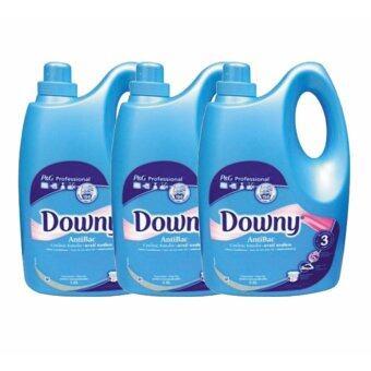 Downy antibac น้ำยาปรับผ้านุ่มสูตรเข้มข้น 3.8ลิตร (1ลังบรรจุ 3 แกลลอน)