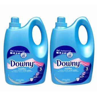 น้ำยาปรับผ้านุ่ม Downy antibac 3.8 ลิตร (แพ็คคู่ถูกกว่า)
