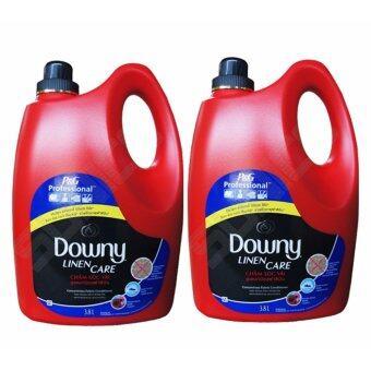 น้ำยาปรับผ้านุ่ม Downy Linen Care 3.8 L แพ็คคู่ 2แกลลอน