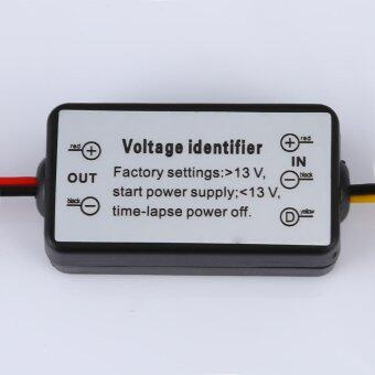 DRL Controller Auto Car Daytime Running Light Relay Harness Dimmer- intl รูบที่ 2