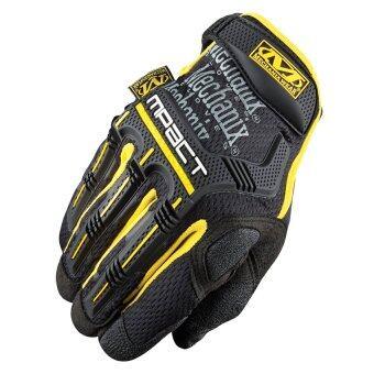 รีวิวพันทิป Elit Mechanix ถุงมือขี่มอเตอร์ไซค์ (Yellow)