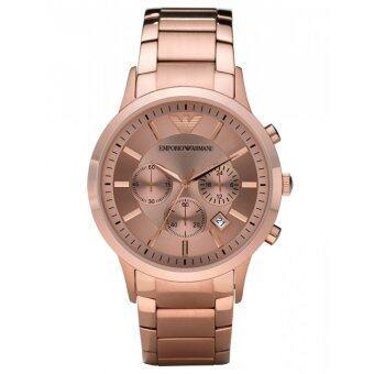 Emporio Armani AR2452 Classic Chronograph Rose gold